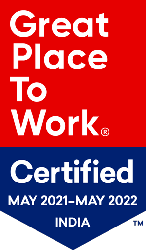 Coforge GPTW Certified